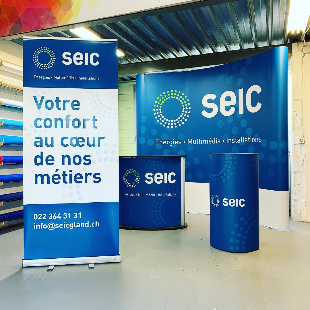 Stand SEIC Gland expo 2019